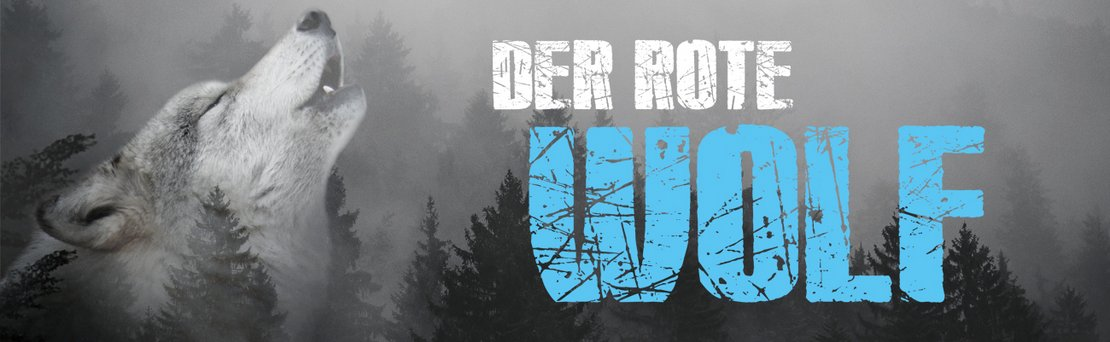 Der rote Wolf Cover